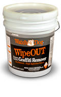 WipeOUT Graffiti Remover