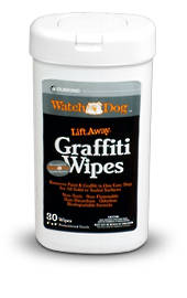 Lift Away Graffiti Remover Wipes