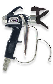 T750F Airless Spray Gun