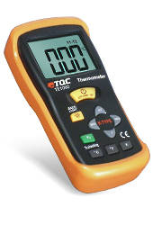 Thermometer For Thermocouples