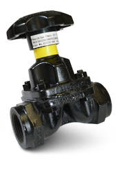 Rubber Diaphragm Valves
