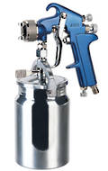 4001 Air Spray Gun & Cup Kit